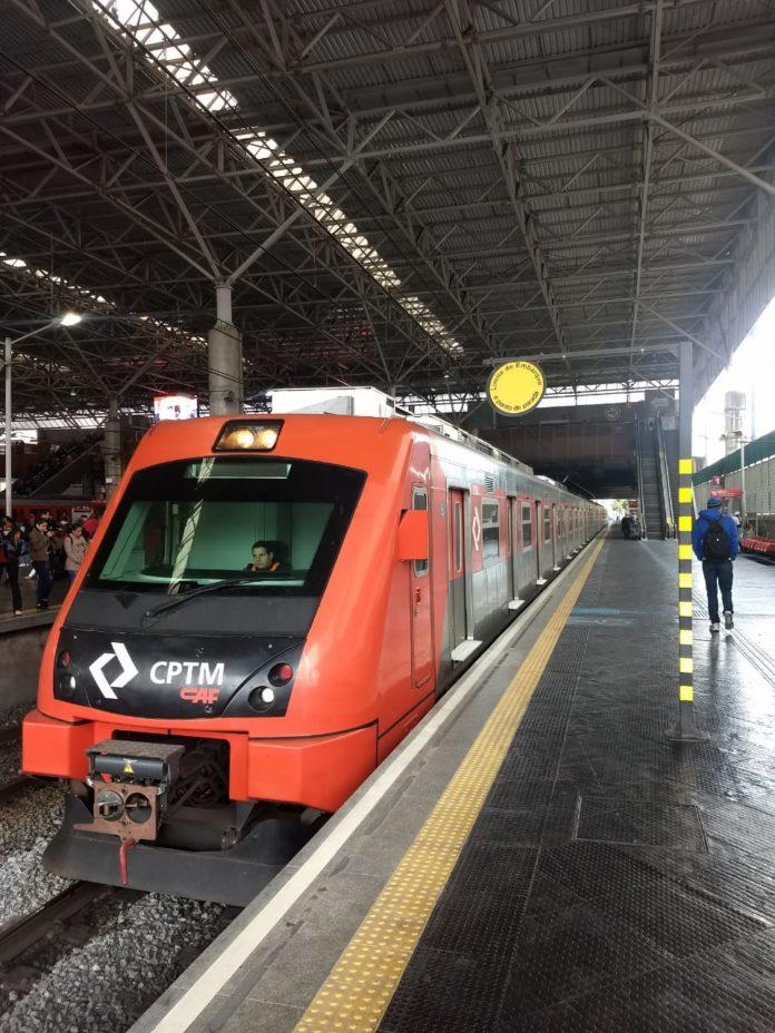 Trem série 7000