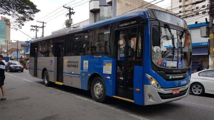 Linha 213E Ônibus SPTrans