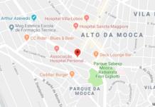 Avenida Paes de Barros Rua Bixira