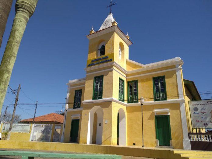 Igreja de Nossa Senhora do Bonsucesso,