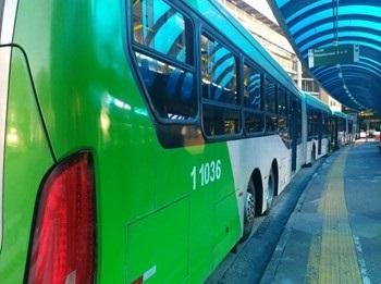 Linhas de ônibus Perus