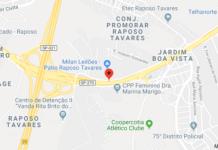 Rodovia Raposo Tavares após o Rodoanel
