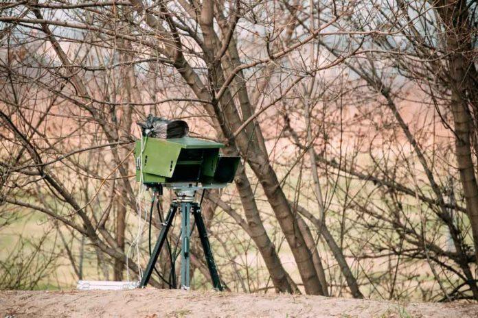 Radares móveis nas rodovias federais