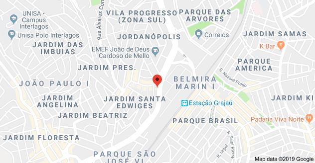 Avenida Senador Teotônio Vilela