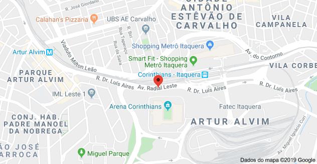 Rua Doutor Luís Aires Zona Leste