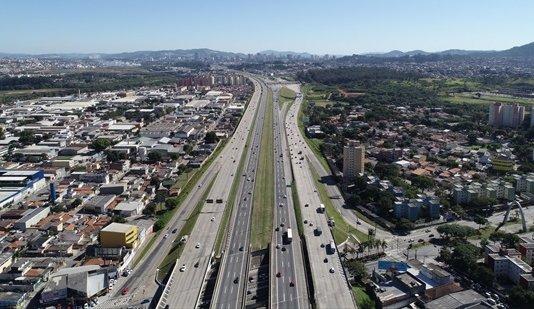 Trânsito na Castelo Branco CCR