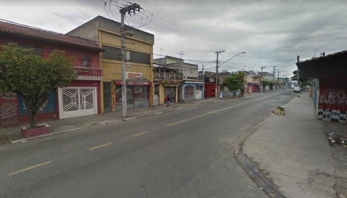 Obras Avenida Oliveira Freire Vila Mara