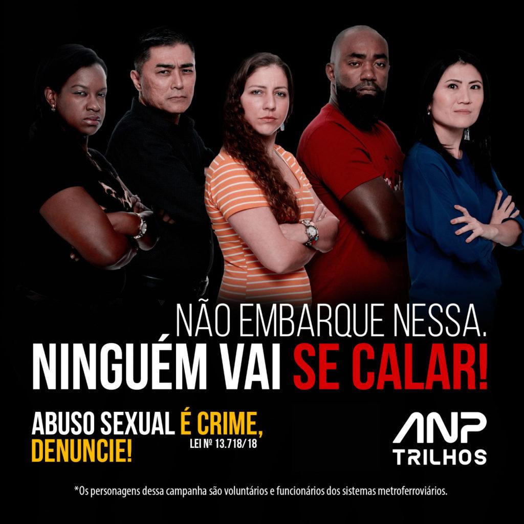 Campanha Abuso Sexual