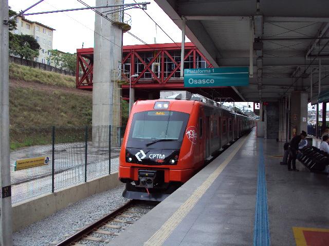 Parelheiros Estação Grajaú da Linha 9-Esmeralda