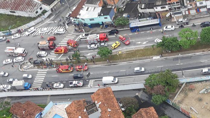Avenida Inajar de Souza Ocorrência Policial