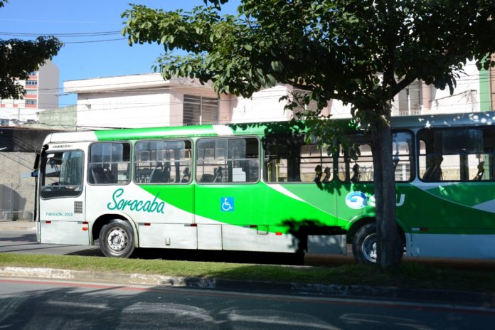 Ônibus em Sorocaba Interior