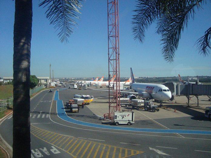 Aeroporto de Brasília Companhias aéreas