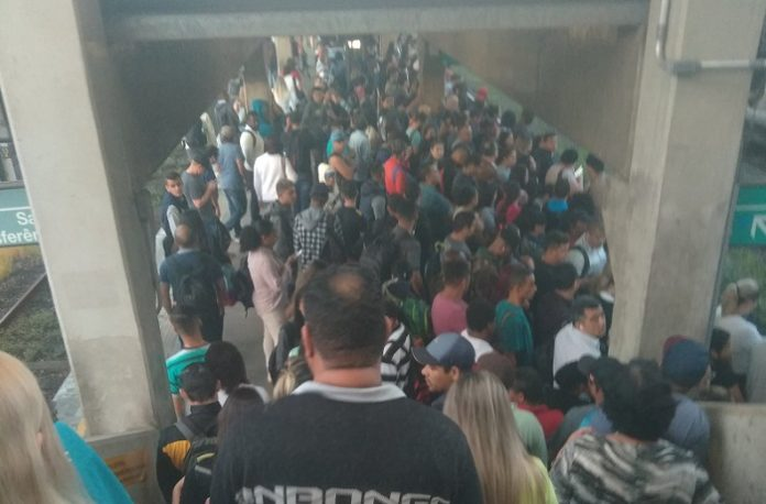 CPTM Linha 9-Esmeralda