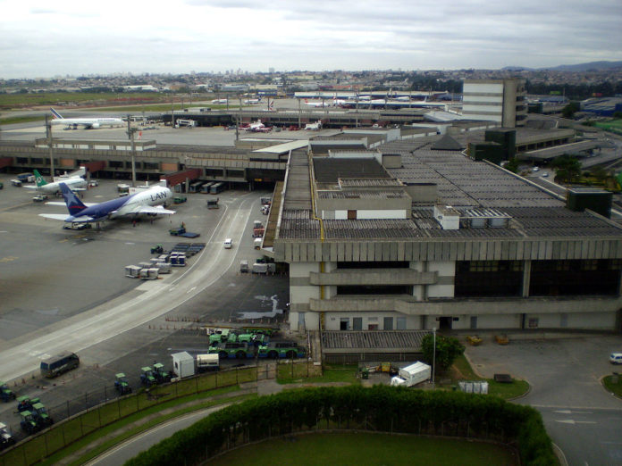 Panorama Aeroporto de Guarulhos