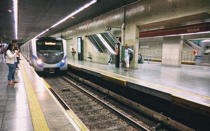 Metroviários Tatuapé Linha 3-Vermelha