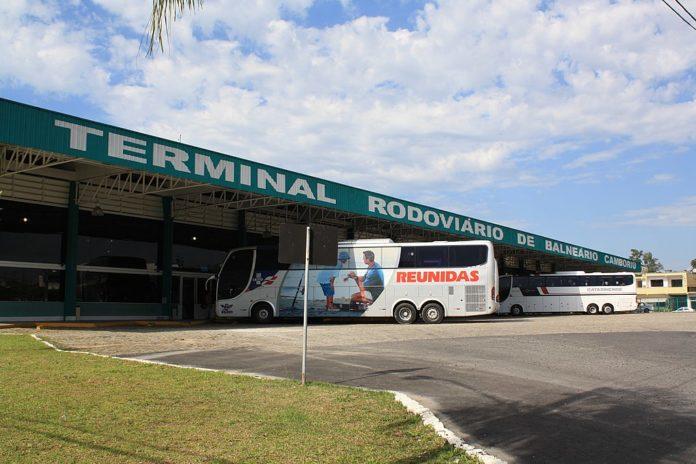 Terminal Rodoviário de Balneário Camboriú Passageiros