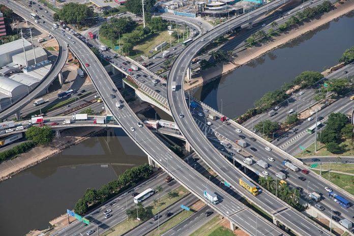 Cidade de São Paulo Trânsito
