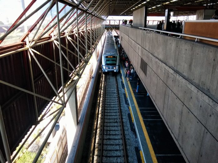 Estação Carrão da Linha 3-Vermelha