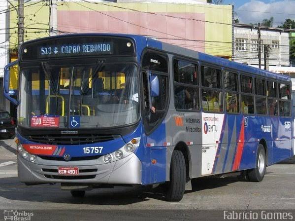 Linha 513 da EMTU