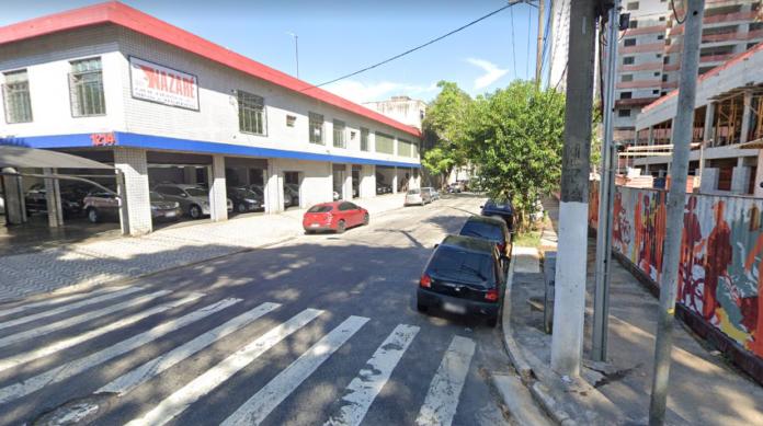 Rua Arcipreste Andrade Ipiranga