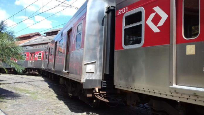 Trem 4131 Série 7000