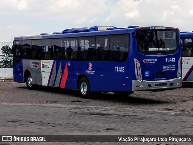 Linha 190 Ônibus Intervias Pirajuçara