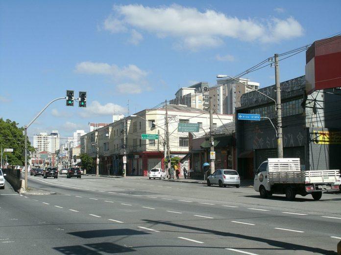 Avenida Santo Amaro Vila