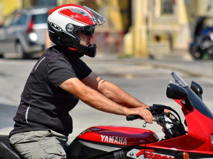 Capacete Motocicleta