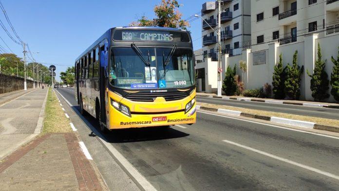 Ônibus Bus Máscaras