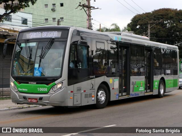 Frota de Ônibus da Santa