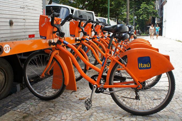Bike Rio Itaú Tembici
