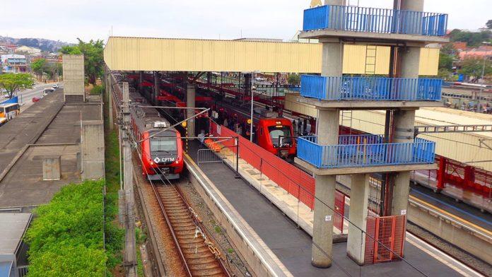 Estação Guaianases Linha 11