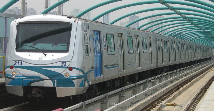 Linha 2-Verde Chegar a 100% Frota G Metrô