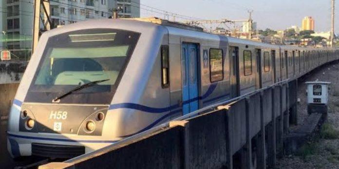Frota H do Metrô Linha 3-Vermelha