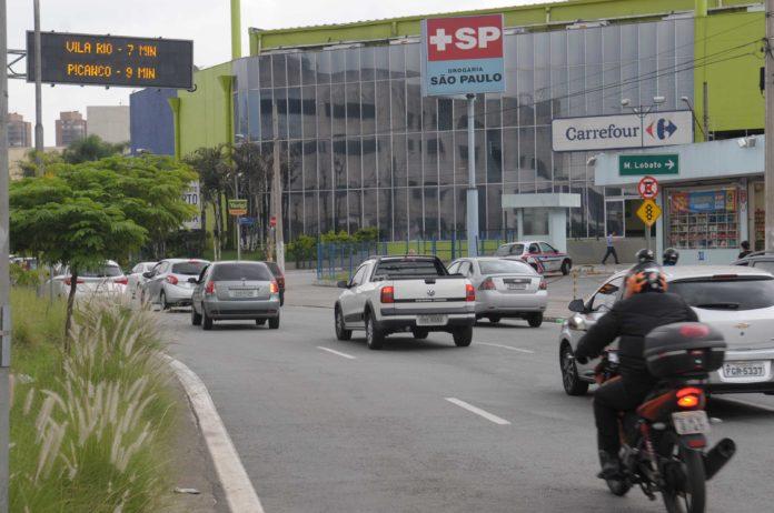 Trânsito Acidentes Guarulhos