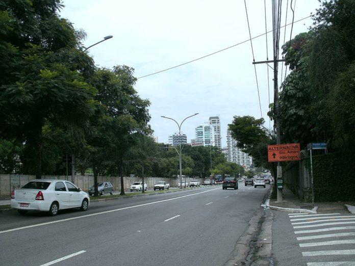 Trânsito Avenida Ibirapuera