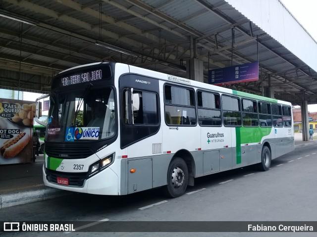 Ônibus Guarulhos Terminal