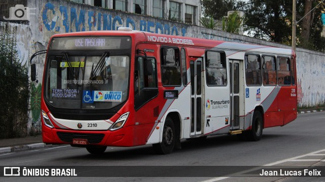 Guarulhos ônibus municipais