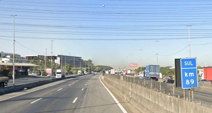 Km 89 Rodovia Fernão Dias