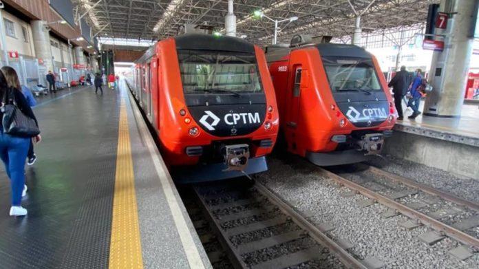 Linha 12-Safira CPTM