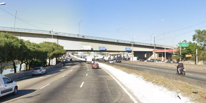 Acidentes Marginal Tietê Ponte dos Remédios