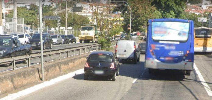 Avenida São Miguel Ciclofaixa