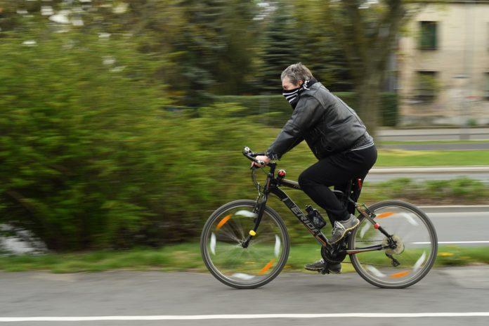 Bicicleta Máscara