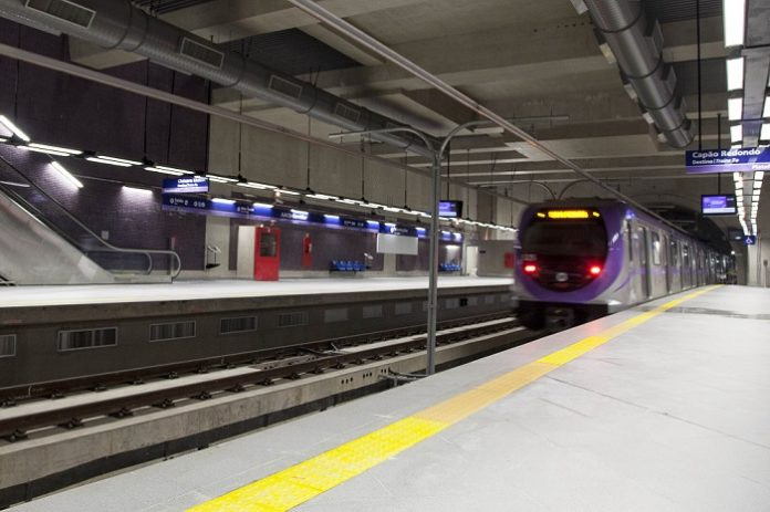 Estação AACD Servidor Linha 5