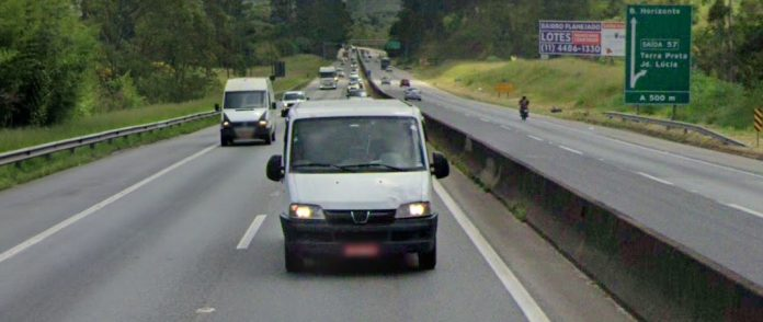 Fernão Dias km 57