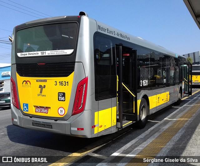 Frota Ônibus SPTrans