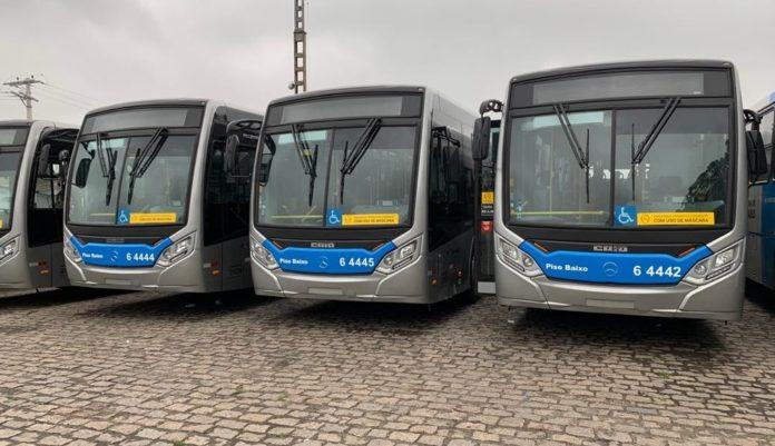 Ônibus da MobiBrasil