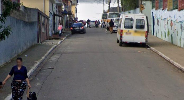 Rua Manuel Henrique de Paiva