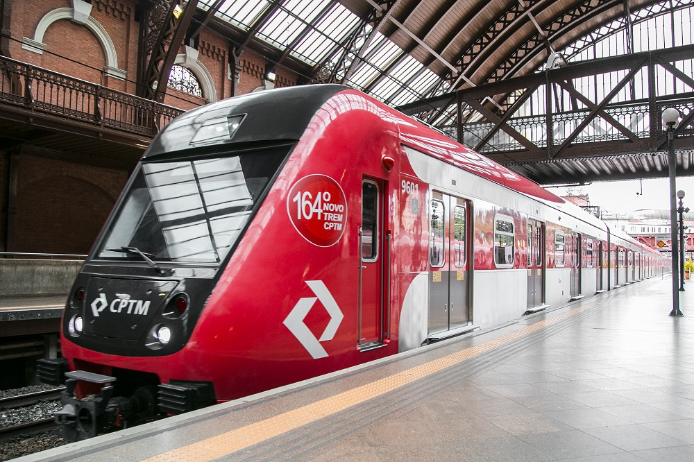 Which CPTM lines are on strike this Thursday 15?
