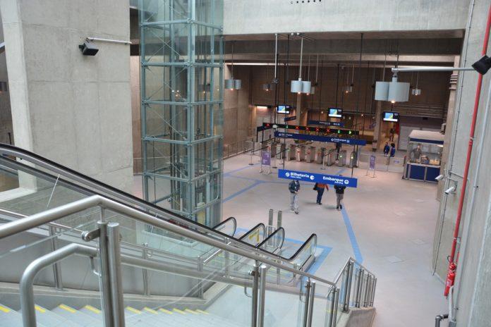 Estação Eucaliptos Linha 5